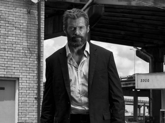 A Black and White Version of <i>Logan</i> Is Coming to Theaters for One Night Only