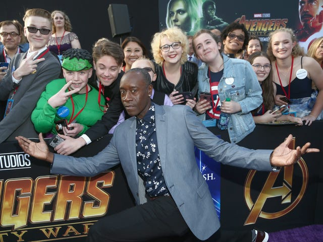 Don Cheadle Talks Social Media and How He Deals With Trolls