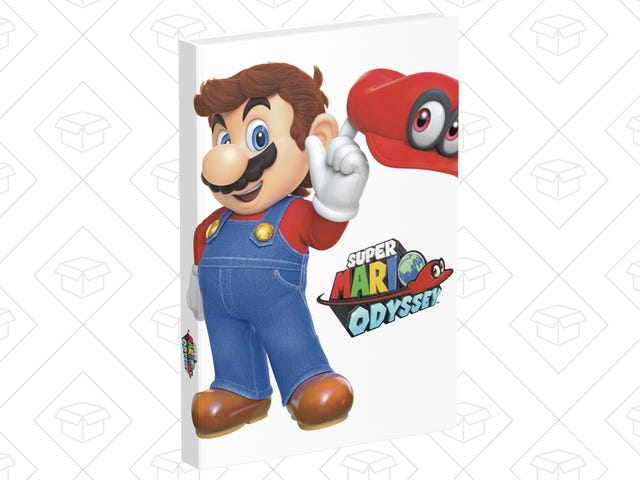 """<a href=https://kinjadeals.theinventory.com/find-every-moon-with-this-hardcover-mario-odyssey-guide-1819985519&xid=17259,15700002,15700019,15700124,15700149,15700186,15700191,15700201,15700214 data-id="""""""" onclick=""""window.ga('send', 'event', 'Permalink page click', 'Permalink page click - post header', 'standard');"""">Trouver chaque lune avec ce guide relié <i>Mario Odyssey</i></a>"""