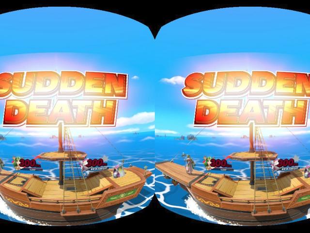 Smash Ultimate в VR была ошибкой