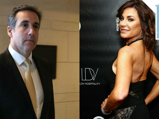 FBI Agents Search Trump Lawyer's Room at, Just FYI, the Same Hotel Where Tom D'Agostino Cheated on Luann de Lesseps Before Their Engagement Party