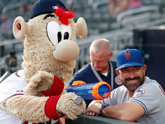 Mickey Callaway ha un motivo molto Mets per il sovraccarico della sua persona più affidabile