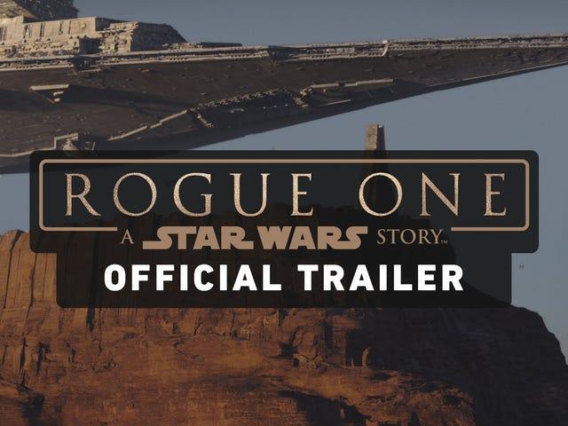 Rogue One Trailer Hai