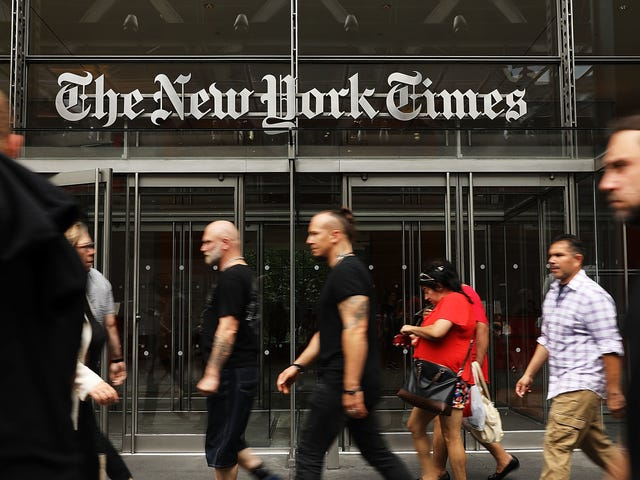 New York Times Capitulates to Racist Trolls Mad at Sarah Jeong for Defending Herself