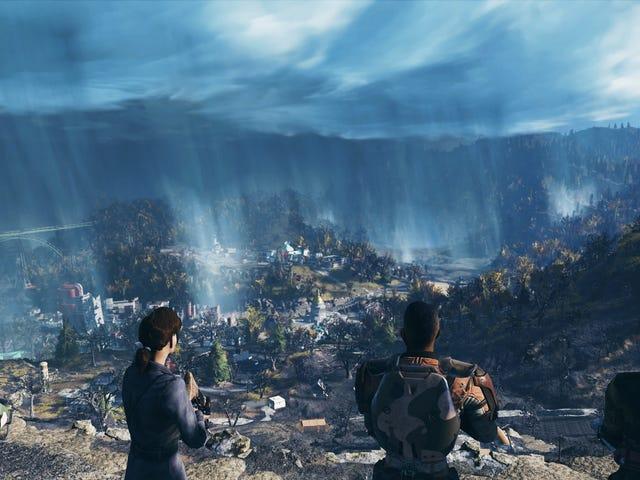 Mød Fallout 76-spilleren, der kortlægger hvert element i spillet
