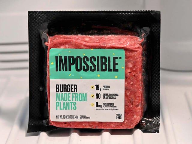 Burger bất khả thi sẽ có mặt chính thức tại các cửa hàng tạp hóa bắt đầu từ ngày mai