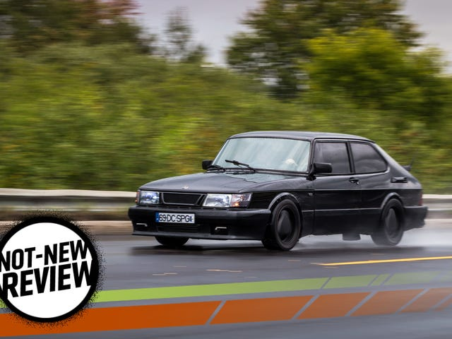 The Saab 900 Turbo SPG Was A Hot Hatch Way Before Hot Hatchbacks Were Cool