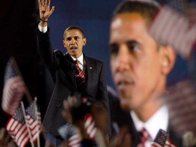 Η εκλογή του Μπαράκ Ομπάμα το 2008 ενίσχυσε την ψυχική υγεία των μαύρων ανδρών, σύμφωνα με μελέτες
