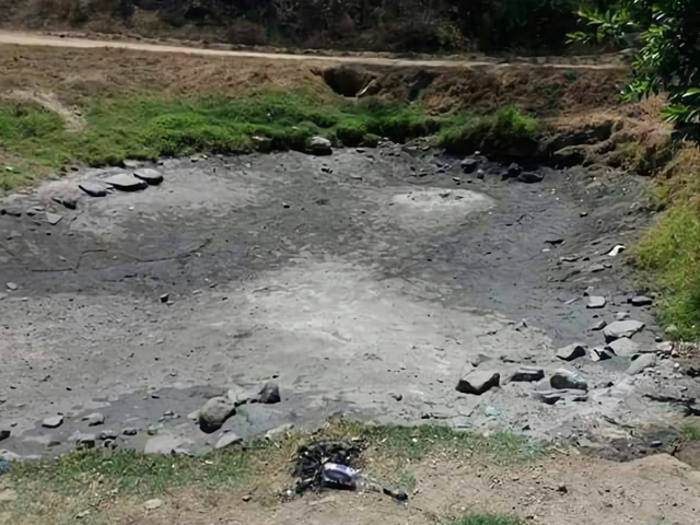 Las famosas aguas termales de Atotonilco se secaron después del último terremoto de 7,2 en México