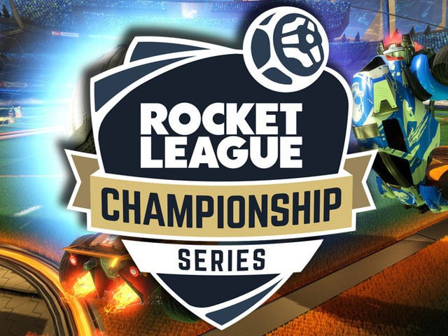 Rocket League Announces eSports Championship Series