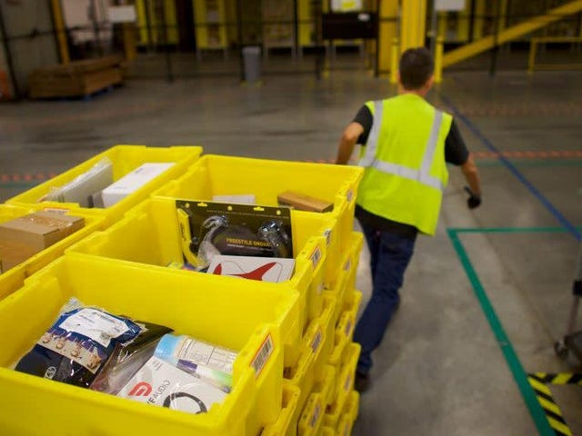 Amazon Sells Everything, Including Tons of Unsafe Products: Report