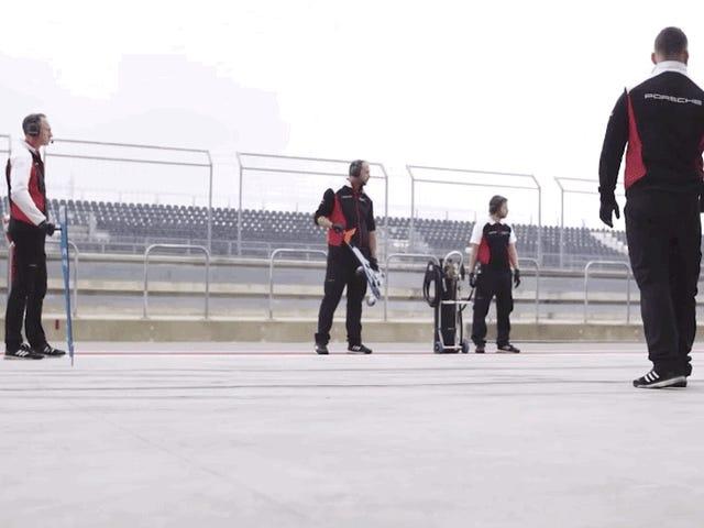 Top Gear explique comment la Porsche 919 peut penser par elle-même