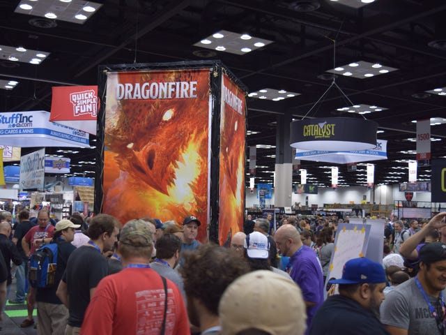 Kotaku is at the 50th Gen Con in Indianapolis today
