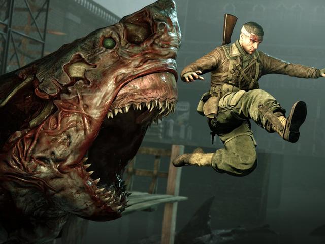 Zombie Army 4 er bare et andet zombiespil, men det er virkelig godt