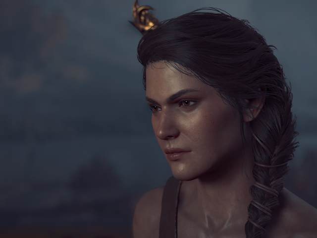 Assassin's Creed Odyssey Has New Level Scaling