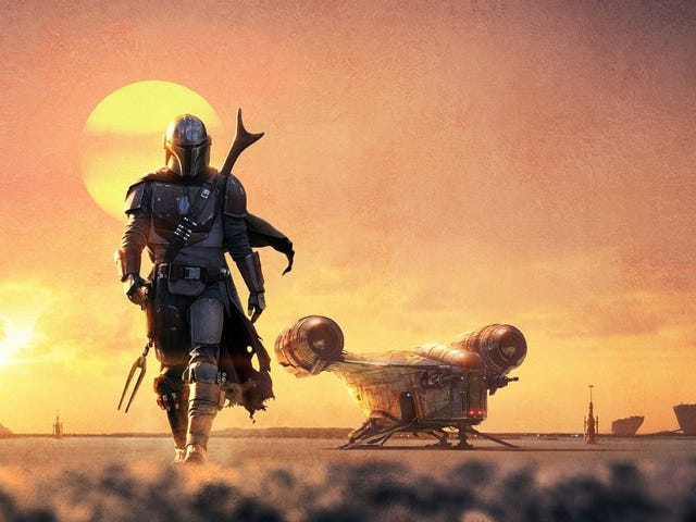 曼达洛系列的创造者将探索《星球大战》中最奇怪,最黑暗的一面