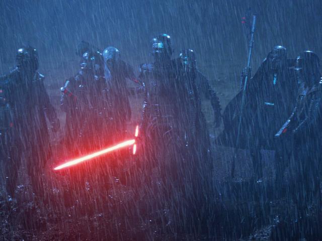 Este es el mejor vistazo hasta ahora de los Caballeros de Ren de Star Wars
