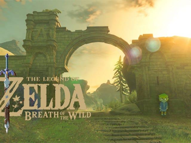 Nintendo Can Sneak Some Great DLC dans le souffle de la nature