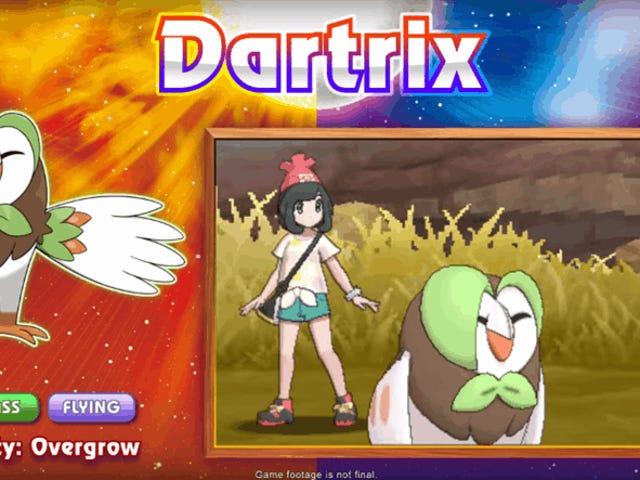 <i>Pokémon Sun and Moon's</i> kehittäjät vastaisivat Popplion vastahyökkäykseen