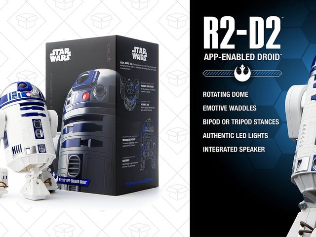 This is The Certified Refurbished Droid You're Looking For