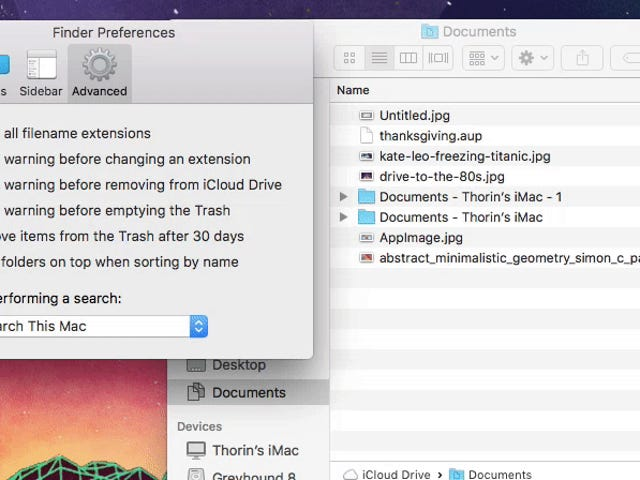 Sort Folders and Files on Mac Just Like Windows With a Single Setting Switch