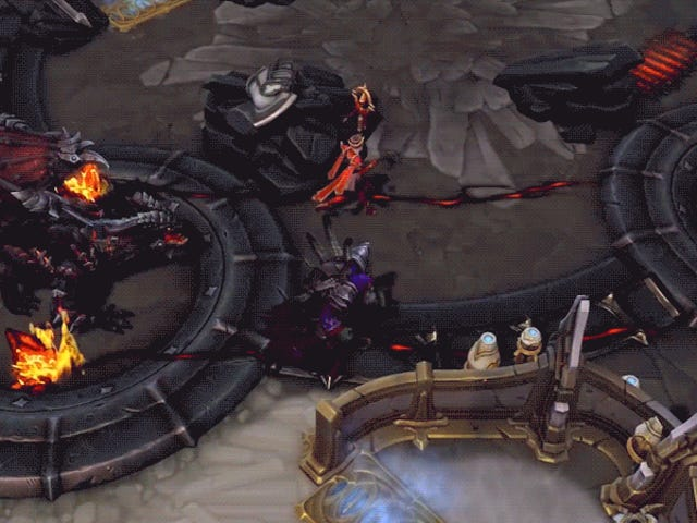 World Of Warcraft's Cataclysm-Causing Dragon Coming To Heroes Of The Storm