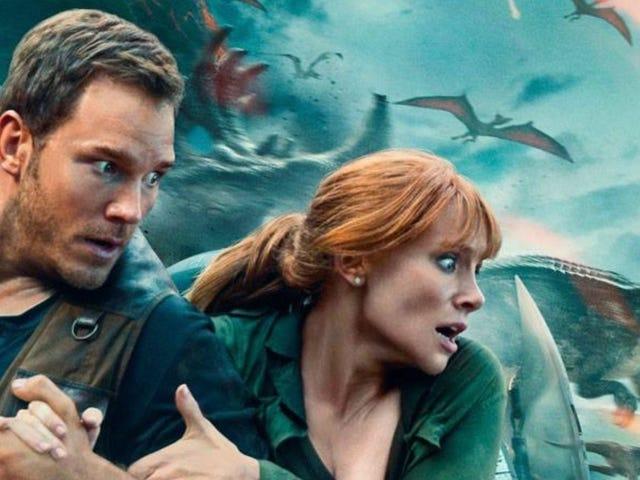 A New <i>Jurassic World</i> Video Explains How <i>Fallen Kingdom</i>Aims to Change the Franchise