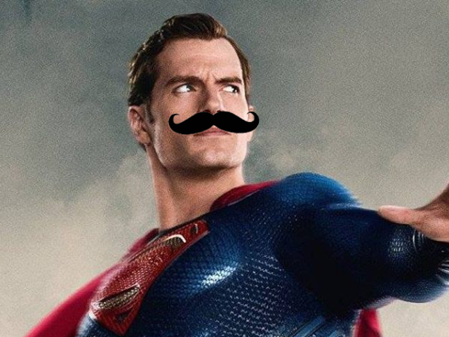 The Real Reason Behind the Mission: Impossible/Justice League Mustache Drama Is as Petty As Your Wildest Dreams