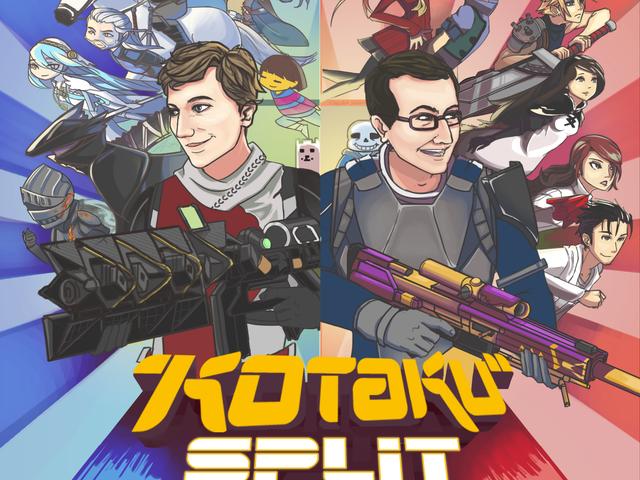 Splitscreen: Kotaku's Video Game Podcast
