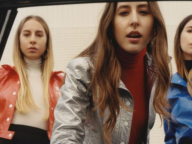 HAIM comes into its own on the confident Something To Tell You