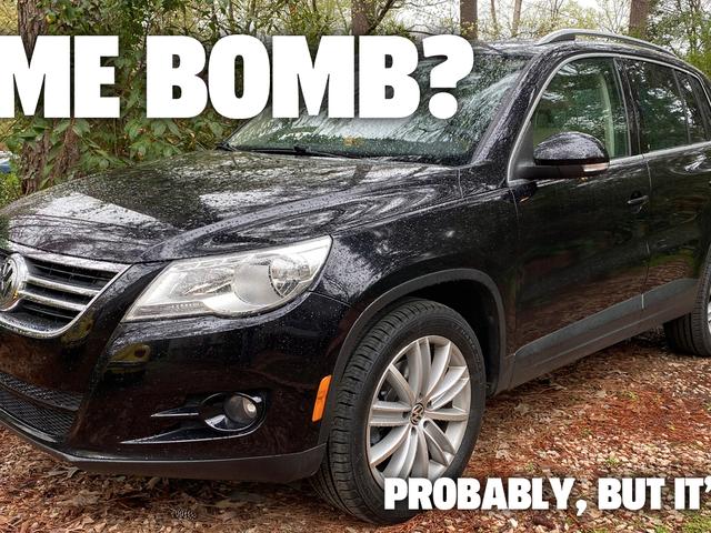 Por qué creo que estoy de acuerdo con comprar un automóvil que probablemente sea una bomba de tiempo