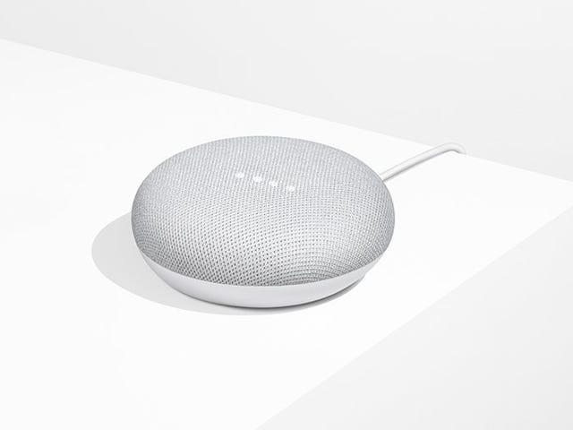 Google está regalando un Home Mini a los usuarios de pago de Google Drive