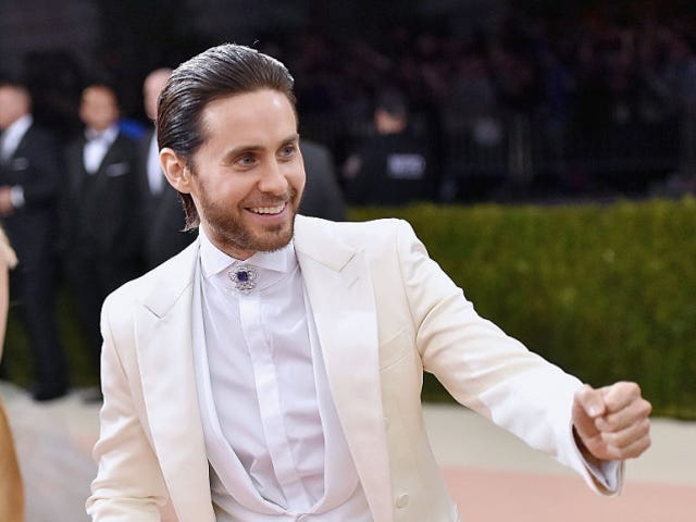 Jared Leto Loves <i>Atlas Shrugged</i>, Because Of Course He Does