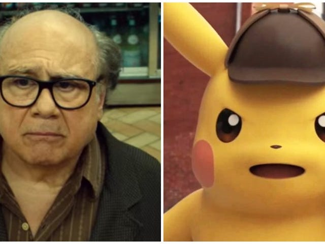 Danny DeVito Fans React To <i>Detective Pikachu</i> Announcement