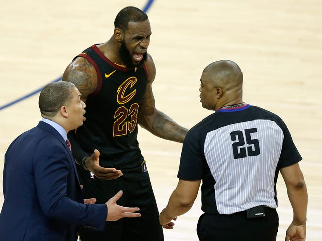 NBA L2M Report: The Refs Made A Big Dumb Mess Of The End Of Game 1