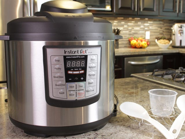 Here's Amazon's First Instant Pot Discount Of 2018