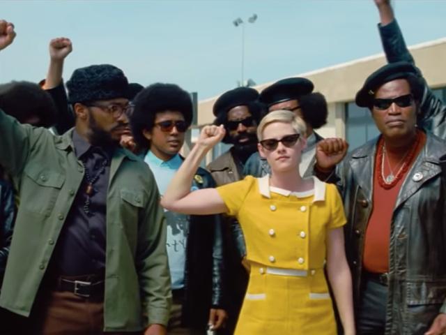 Kristen Stewart is French New Wave icon and FBI target Jean Seberg in Seberg trailer
