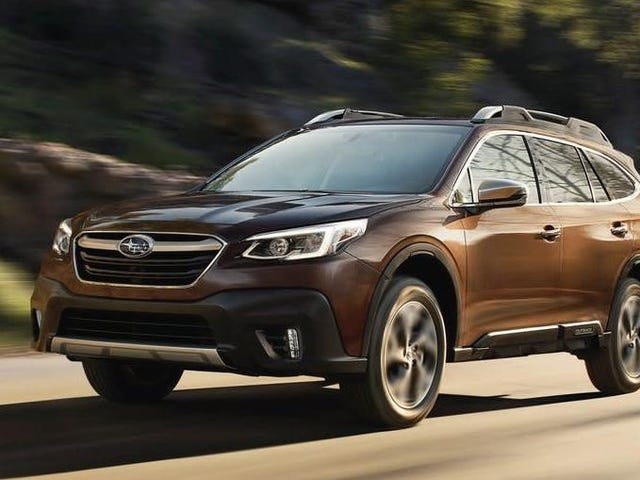 2019 Subaru Outback and Legacy Models Recalled Over Faulty Welds