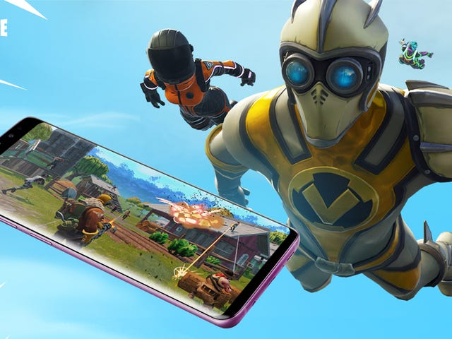Fortnite Comes To Android Today, But There Are Catches