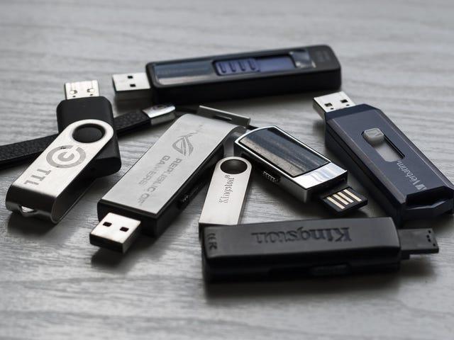 """Windows sta smettendo di farti """"rimuovere in modo sicuro"""" le unità USB"""