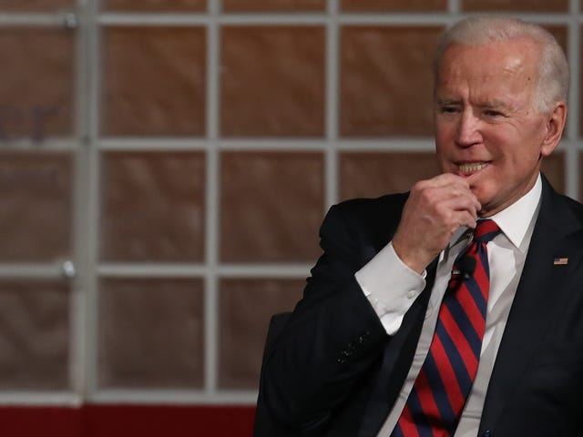 Come On Joe, Not Like This: Biden Is Clout Chasing, Mulling Over Naming Stacey Abrams as Running Mate: Report