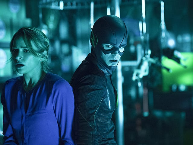 Trên The Flash , Barry là một người Thổ Nhĩ Kỳ lãng quên (Nghiêm túc)