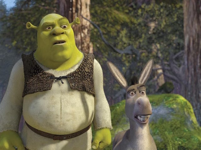 Shrek Footage Perfectly Synced With theThor: Ragnarok Trailer Will Break Your Mind