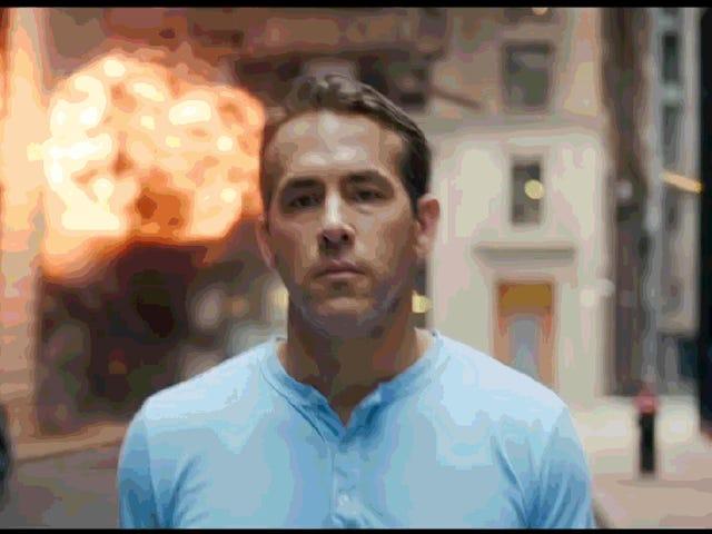 Ryan Reynolds est fondamentalement un PNJ GTA Online dans la première bande-annonce de Free Guy
