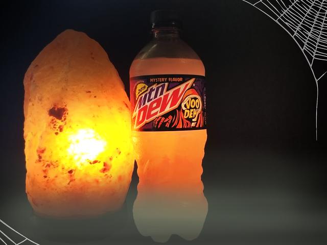 Mountain Dew VooDew est un délicieux moyen de lancer la saison d'Halloween