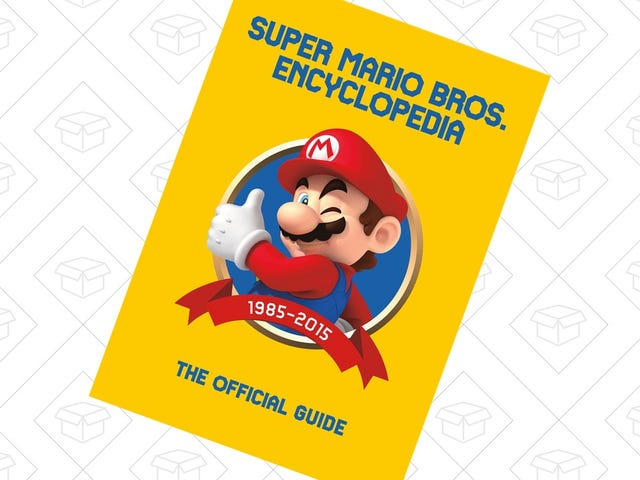 Save a Few Coins By Preordering the Super Mario Bros. Encyclopedia