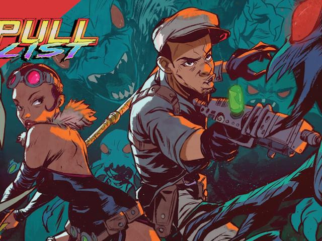 Legacies Are What Define This Week's Best New Comics