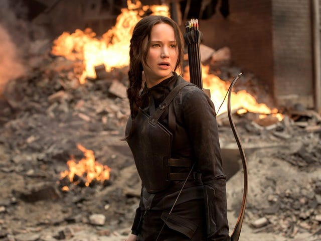 They Saved The Most Brutal Hunger Games Movie For Last