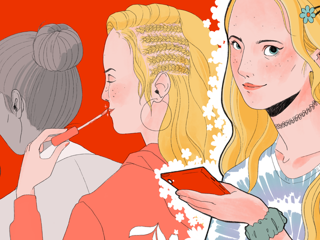 Przed VSCO Girls: krótka historia fajnych dziewczyn