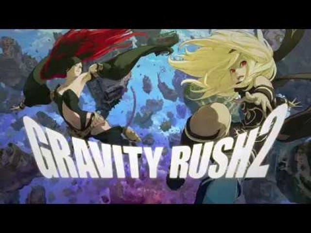 Gravity Rush 2 is still looking great
